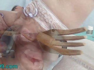 porra uretral 2 facas e peehole soando com objetos