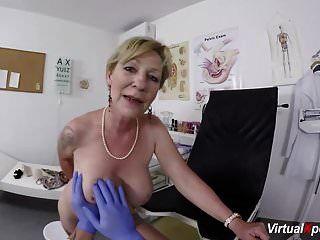 médico pov sexo com peluda mãe