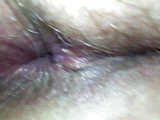 bichano da milf close-up gape profundo dentro aberto buracos de milf