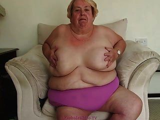 tiras de avó obesas mórbidas para nós