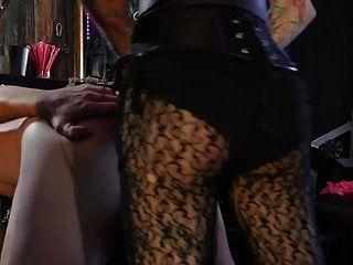 lady jane, enorme strapon, duplo fisting, anal gap, parte dois