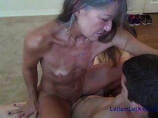 milf seduz o jovem vizinho