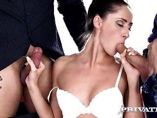 private.com a empregada em anal threeway