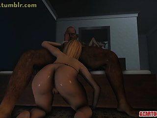 ação hardcore para grandes mamas e big ass heróis 3d