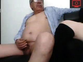 vovô e seu filho da puta jovem