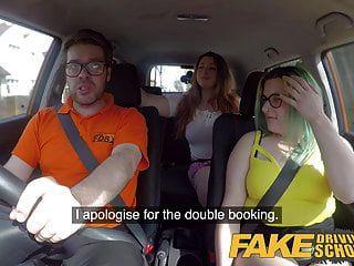 falsa escola de condução o tryout festa de sexo