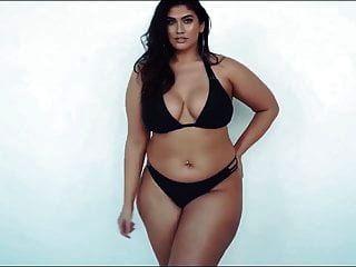 plus size bikini experimentar